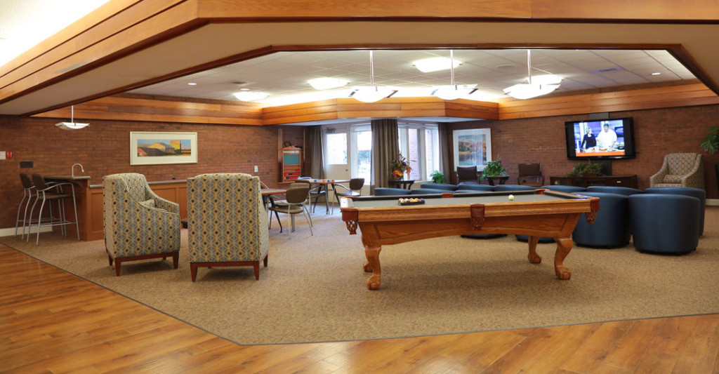 Kensington Retirement Home Recreation Area