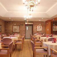 Tyndall Seniors Village Retirement Dining Room