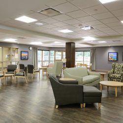 Earls Court Nursing Home common area