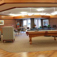 Kensington Retirement Home Recreation Area