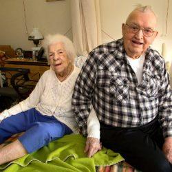 seniors 75 years of marriage London ontario
